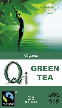 Qi China Green Tea