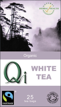 Qi White Tea