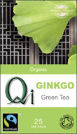 Ginkgo Green Tea